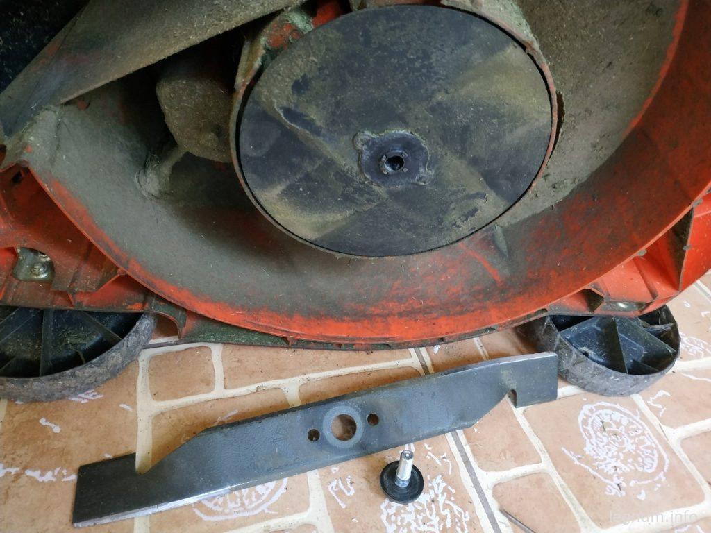 Ремонт газонокосилки DOLMAR EM-3913