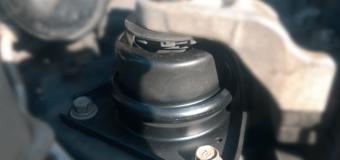 Когда менять подушки двигателя?