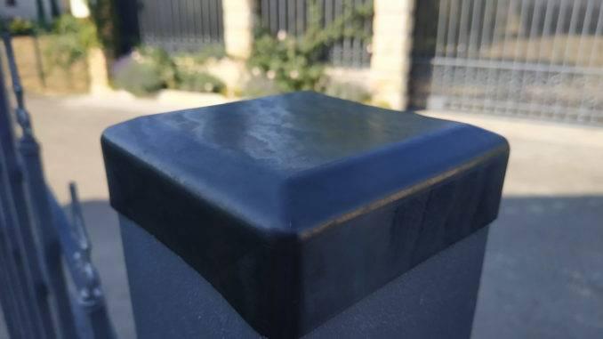 Заглушка квадратная наружная PREMIUM
