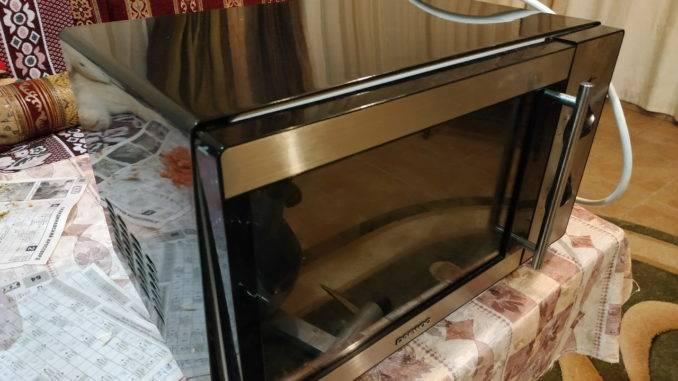 Микроволновая печь Daewoo Electronics KOG-3747