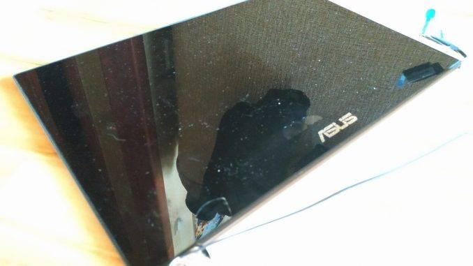 Разбитый экран Asus Zenbook Prime UX31A