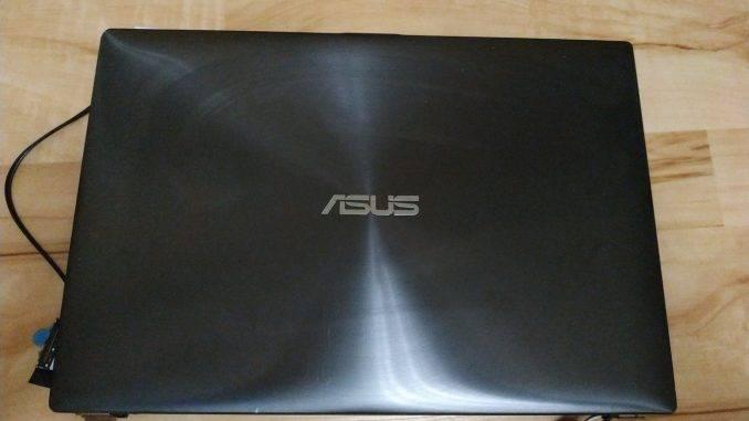 Крышка ноутбука ASUS Zenbook Prime UX31A