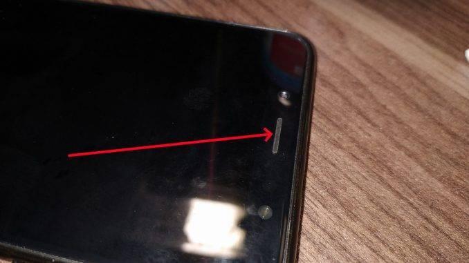 Сеточка динамика Xiaomi Redmi Note 5